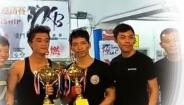 小杰2016澳门比赛视频-深圳强身搏击俱乐部拳手