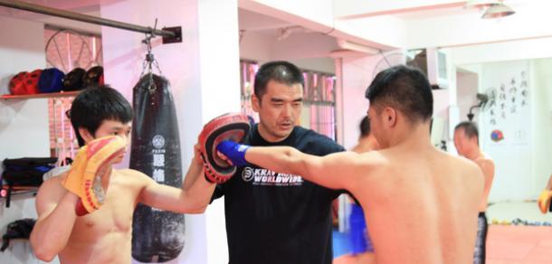 特训拳击教练、自由搏击教练培训班